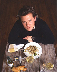 Cooking Tyler Florence