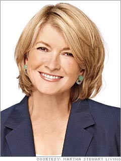 My twin Martha Stewart