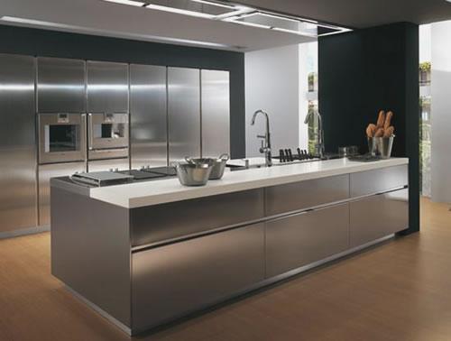 High tech kitchen for High tech kitchen