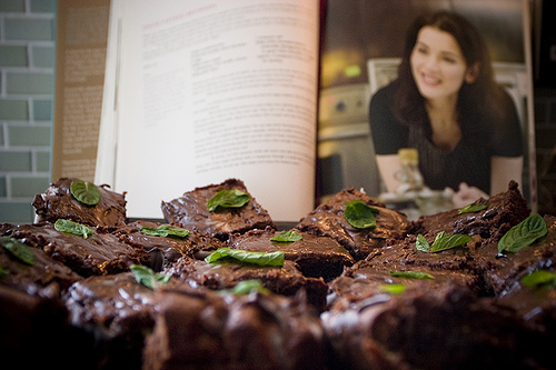 nigella lawson brownies