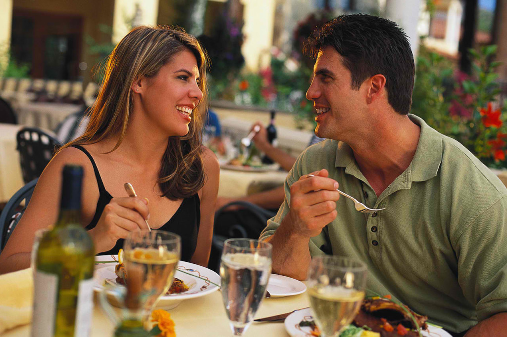 dating and dining